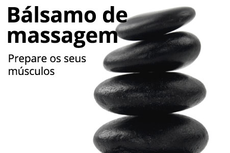 Balsamos de Massagem